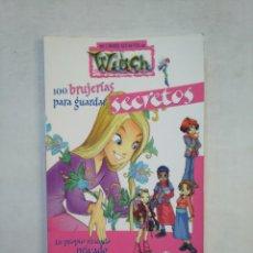 Libros de segunda mano - LOS LIBROS SECRETOS DE WITCH. 100 BRUJERÍAS PARA GUARDAR SECRETOS. TDK369 - 151938150