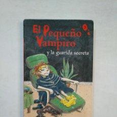 Libros de segunda mano: EL PEQUEÑO VAMPIRO Y LA GUARIDA SECRETA. - ANGELA SOMMER-BODENBURG. ALFAGUARA INFANTIL TDK369. Lote 151950310