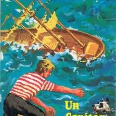 Libros de segunda mano: UN CAPITÁN DE 15 AÑOS - JULIO VERNE. SUSAETA. Lote 151956078