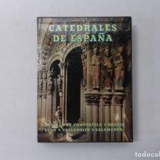 Libros de segunda mano: CATEDRALES DE ESPAÑA - CHAMOSO LAMAS, MANUEL. Lote 151956830