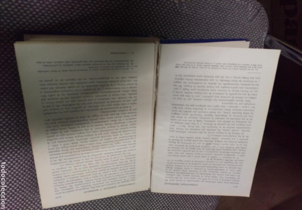 Libros de segunda mano: HISTORIA DE LAS LITERATURAS ANTIGUAS Y MODERNAS, Ramon Peres, Sopena, 1950 - Foto 3 - 152019966