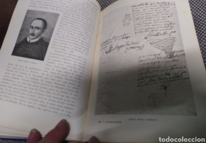 Libros de segunda mano: HISTORIA DE LAS LITERATURAS ANTIGUAS Y MODERNAS, Ramon Peres, Sopena, 1950 - Foto 4 - 152019966