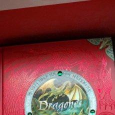 Libros de segunda mano: EL GRAN LIBRO DE LOS DRAGONES. Lote 152022262