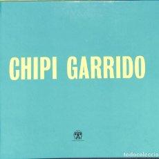 Libros de segunda mano: CHIPI GARRIDO SALA JOSEP RENAU 27 NOVIEMBRE - 19 DICIEMBRE 2003 / JOSÉ MANUEL (1950- ) GUILLÉN RAMÓN. Lote 152054106