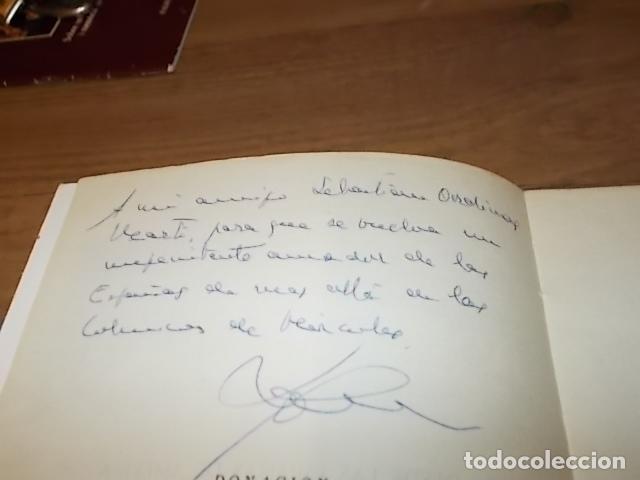 Libros de segunda mano: DESDE LAS ESPAÑAS DE AMÉRICA. CARTAS A ANTONIO. DAMIÁN BARCELÓ. PALMA DE MALLORCA. 1ª EDICIÓN 1979 - Foto 4 - 152056994