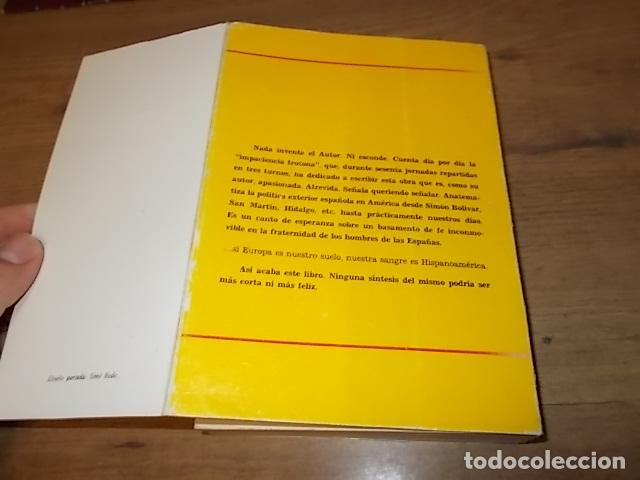 Libros de segunda mano: DESDE LAS ESPAÑAS DE AMÉRICA. CARTAS A ANTONIO. DAMIÁN BARCELÓ. PALMA DE MALLORCA. 1ª EDICIÓN 1979 - Foto 16 - 152056994