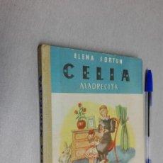 Libros de segunda mano: CELIA, MADRECITA / ELENA FORTUN / M. AGUILAR EDITOR SIN FECHAR. Lote 152133490