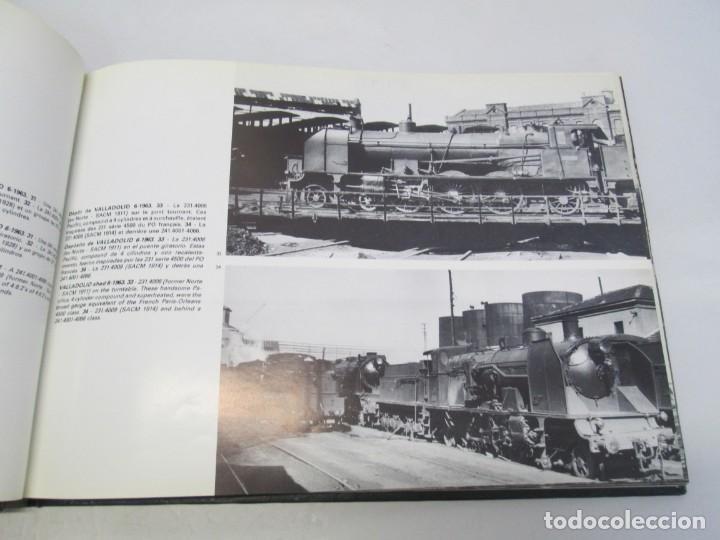 Gebrauchte Bücher: VAPEUR EN ESPAGNE. MARC DAHLSTRÖM. AUTOEDITION. VER FOTOGRAFIAS ADJUNTAS - Foto 10 - 152152778