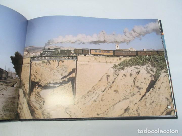 Gebrauchte Bücher: VAPEUR EN ESPAGNE. MARC DAHLSTRÖM. AUTOEDITION. VER FOTOGRAFIAS ADJUNTAS - Foto 13 - 152152778