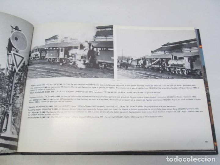 Gebrauchte Bücher: VAPEUR EN ESPAGNE. MARC DAHLSTRÖM. AUTOEDITION. VER FOTOGRAFIAS ADJUNTAS - Foto 14 - 152152778