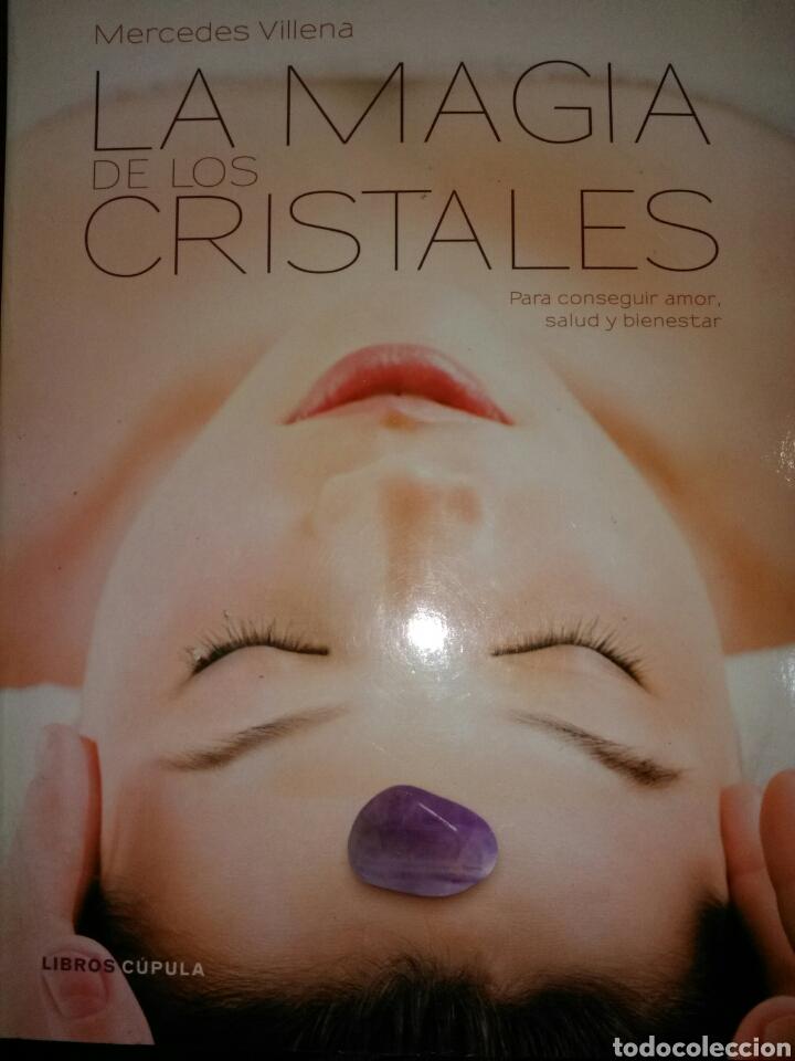 LA MAGIA DE LOS CRISTALES (Libros de Segunda Mano - Parapsicología y Esoterismo - Otros)