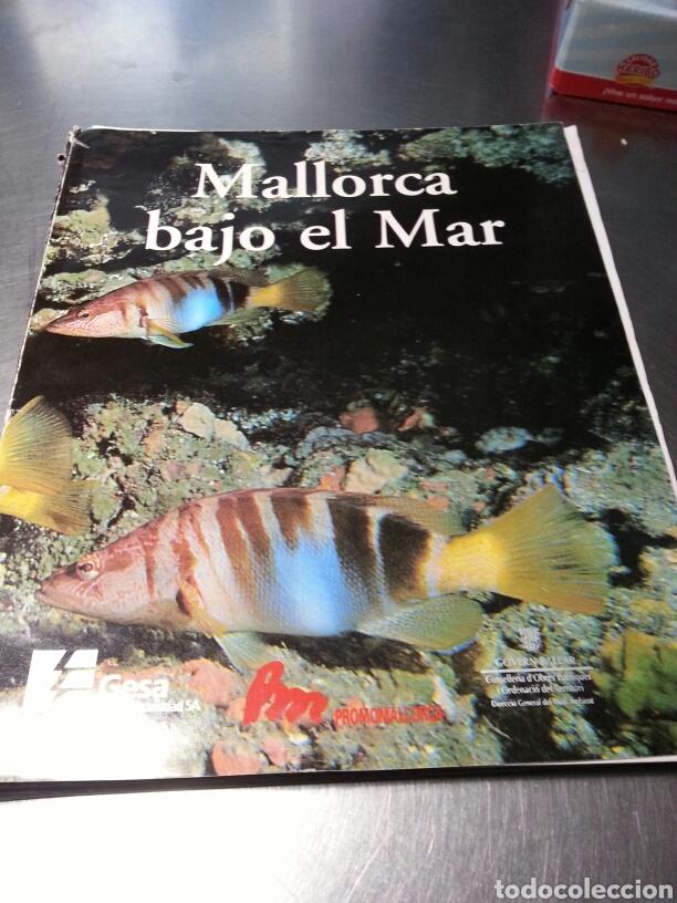 MALLORCA BAJO EL MAR (Libros de Segunda Mano - Ciencias, Manuales y Oficios - Otros)