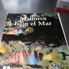 Libros de segunda mano: MALLORCA BAJO EL MAR. Lote 152159466