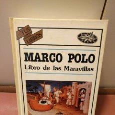 Libros de segunda mano: ANAYA TUS LIBROS 27,MARCO POLO,1°EDICION. Lote 152159497