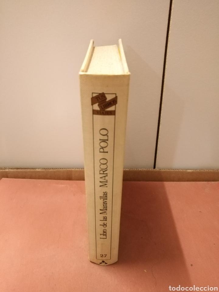 Libros de segunda mano: ANAYA TUS LIBROS 27,MARCO POLO,1°edicion - Foto 2 - 152159497