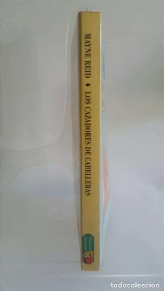 Libros de segunda mano: LOS CAZADORES DE CABELLERAS, - Foto 3 - 152168586