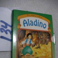 Libros de segunda mano: ALADINO - ENVIO INCLUIDO A ESPAÑA. Lote 152218206