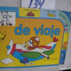 Libros de segunda mano: VAMOS CON MICHI DE VIAJE - ENVIO INCLUIDO A ESPAÑA. Lote 152218350