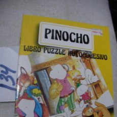 Libros de segunda mano: PINOCHO - ENVIO INCLUIDO A ESPAÑA. Lote 152218434