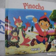 Libros de segunda mano: PINOCHO . Lote 152220018
