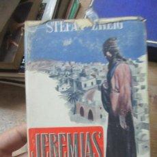Libros de segunda mano: LIBRO JEREMIAS STEFAN ZWEIG ED HISPANO AMERICANA L-11029-550. Lote 152289638