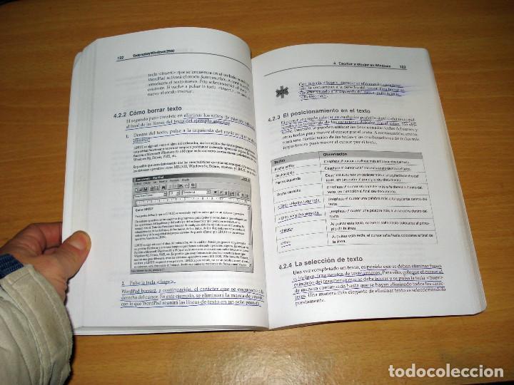 Libros de segunda mano: TODO SOBRE WINDOWS 2000 (GÜNTER BORN). MARCOMBO (2a. edición). AÑO 2000 - Foto 3 - 152302786