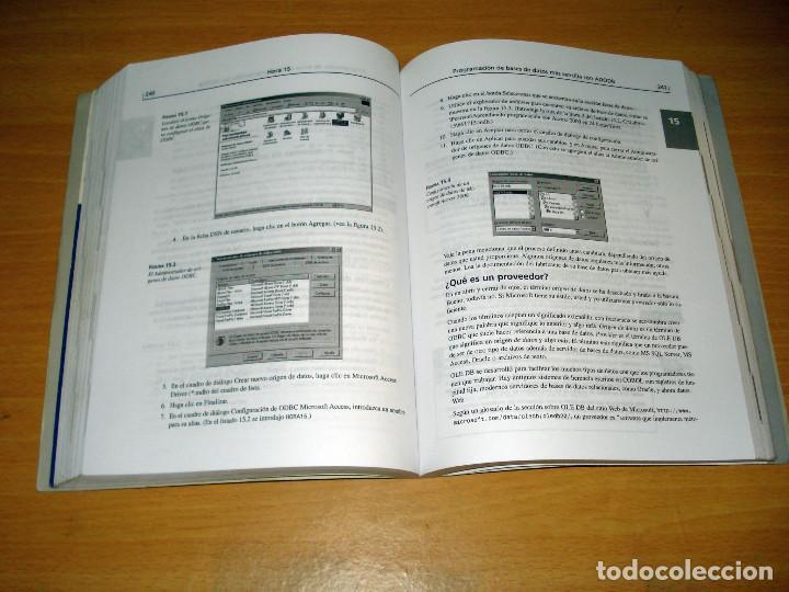 Libros de segunda mano: PROGRAMACIÓN CON MICROSOFT ACCESS 2000. APRENDIENDO EN 24 HORAS. PRENTICE HALL. AÑO 2001 - Foto 4 - 152305886