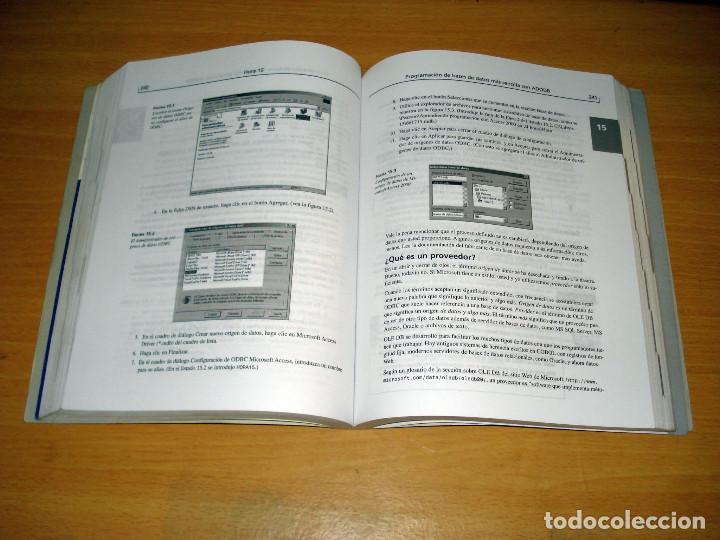 Libros de segunda mano: PROGRAMACIÓN CON MICROSOFT ACCESS 2000. APRENDIENDO EN 24 HORAS. PRENTICE HALL. AÑO 2001 - Foto 5 - 152305886