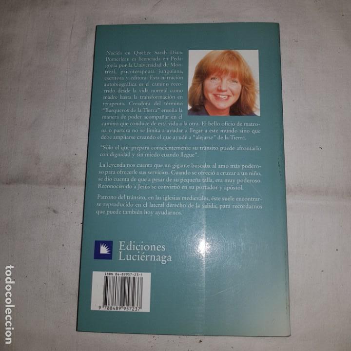Libros de segunda mano: LA EXPLORACION CONSCIENTE DEL TRANSITO- SARAH DIANE PORMELAU- 1º ED. 2000 - Foto 4 - 152309214