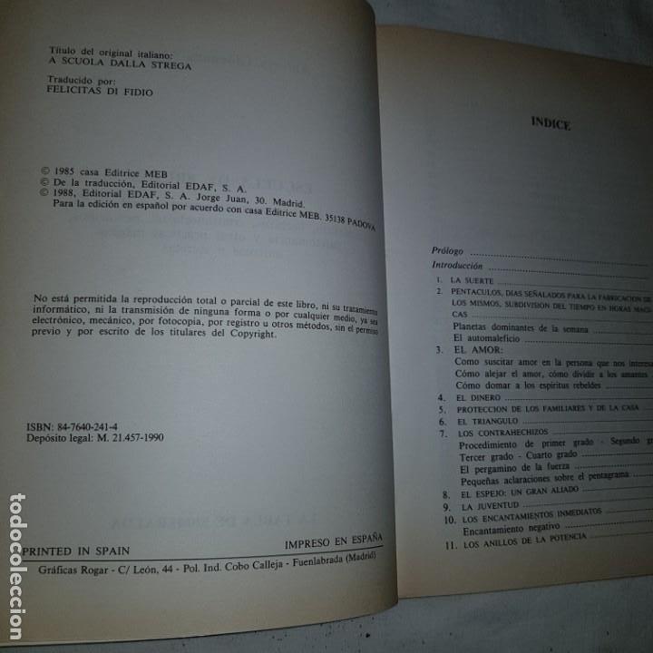 Libros de segunda mano: ESCUELA DE BRUJAS -GIOVANNA MOIA, ANTARES- - Foto 2 - 152311890