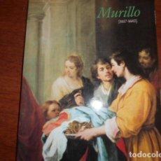 Libros de segunda mano: MURILLO 1617-1682 / MUSEO DEL PRADO 1982. Lote 152334014