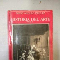 Libros de segunda mano: HISTORIA DEL ARTE TOMO II 2 - DIEGO ANGULO IÑIGUEZ. Lote 152353354