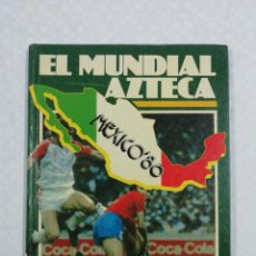 Libros de segunda mano: LIBRO MUNDIAL MÉXICO 86. Lote 152363038