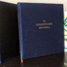 Libros de segunda mano: ED.ESPECIAL CONSTITUCION ESPAÑOLA ED.VALBUENA ADAMS. 1996. Lote 152423926