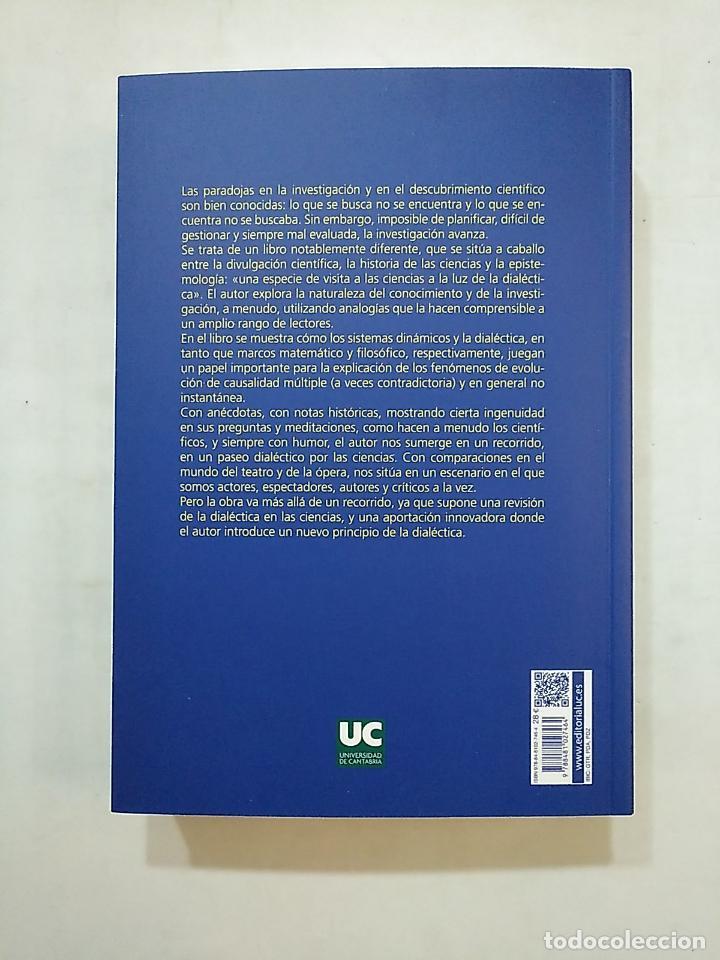 Libros de segunda mano: PASEO DIALÉCTICO POR LAS CIENCIAS. SANCHEZ-PALENCIA, ÉVARISTE. TDK370 - Foto 2 - 152424354