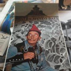 Libros de segunda mano: CARTEL 1972 TEATRO MUSEO DALI. Lote 152464970