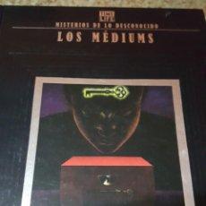 Libros de segunda mano: MISTERIOS DE LO DESCONOCIDO - TIME LIFE - LOS MÉDIUMS - FOLIO - EDICIONES DEL PRADO. Lote 152484006