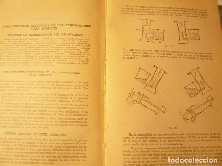 Libros de segunda mano: CURSO BÁSICO DE MOTORES DE AVIACIÓN. ARNOLDO LUCIUS. 1961 - Foto 7 - 152528274