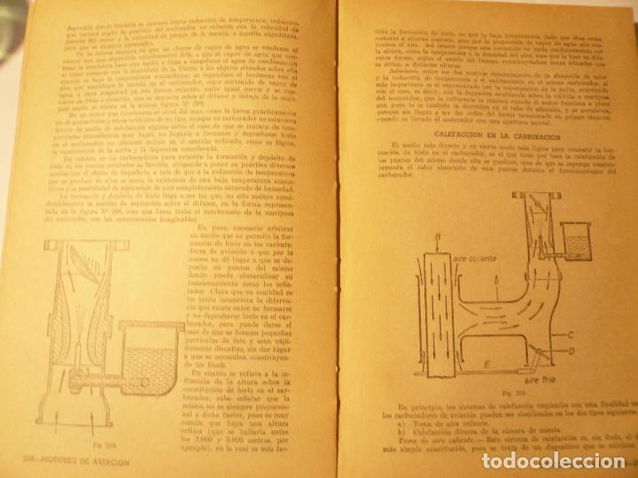 Libros de segunda mano: CURSO BÁSICO DE MOTORES DE AVIACIÓN. ARNOLDO LUCIUS. 1961 - Foto 8 - 152528274