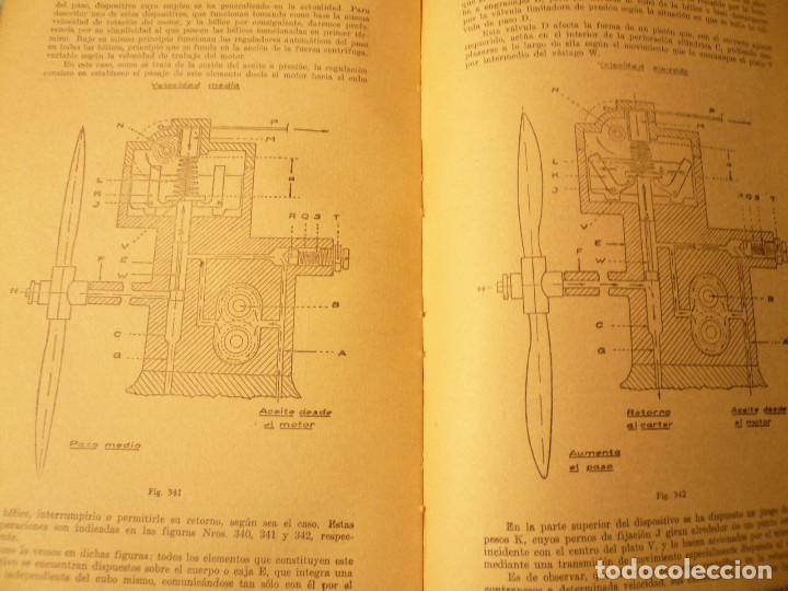 Libros de segunda mano: CURSO BÁSICO DE MOTORES DE AVIACIÓN. ARNOLDO LUCIUS. 1961 - Foto 9 - 152528274