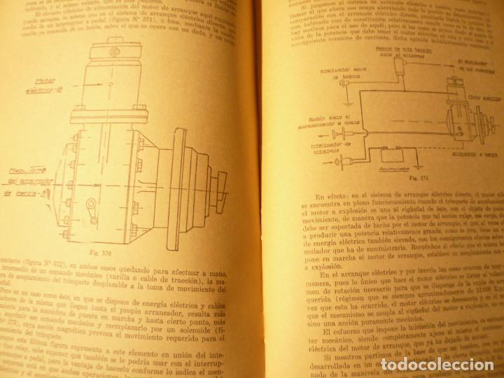Libros de segunda mano: CURSO BÁSICO DE MOTORES DE AVIACIÓN. ARNOLDO LUCIUS. 1961 - Foto 10 - 152528274