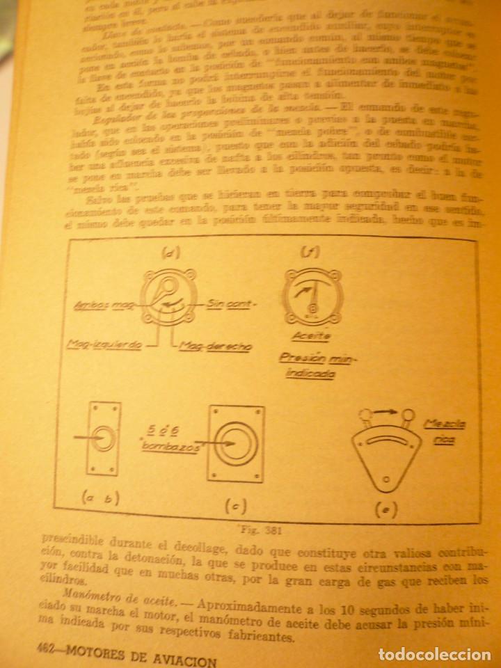 Libros de segunda mano: CURSO BÁSICO DE MOTORES DE AVIACIÓN. ARNOLDO LUCIUS. 1961 - Foto 11 - 152528274