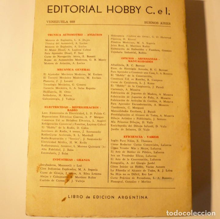 Libros de segunda mano: CURSO BÁSICO DE MOTORES DE AVIACIÓN. ARNOLDO LUCIUS. 1961 - Foto 12 - 152528274