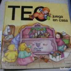Libros de segunda mano: TEO - JUEGA EN CASA. Lote 152539370