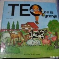 Libros de segunda mano: TEO - EN LA GRANJA. Lote 152539422