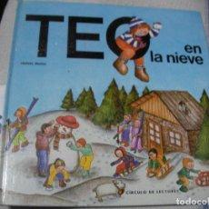 Libros de segunda mano: TEO EN LA NIEVE. Lote 152540166