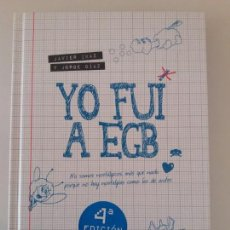 Libros de segunda mano: YO FUI A EGB VOLUMEN 1. Lote 152544206