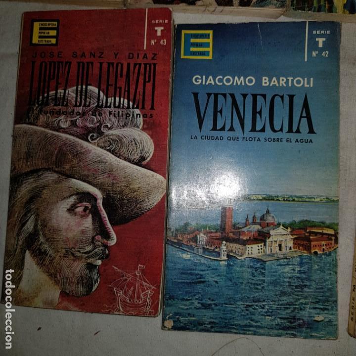 Libros de segunda mano: LOTE 9 NUMEROS ENCICLOPEDIA POPULAR ILUSTRADA - Foto 7 - 152557626