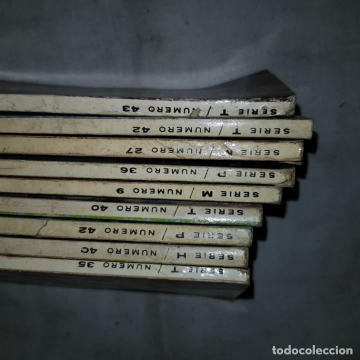 Libros de segunda mano: LOTE 9 NUMEROS ENCICLOPEDIA POPULAR ILUSTRADA - Foto 2 - 152557626