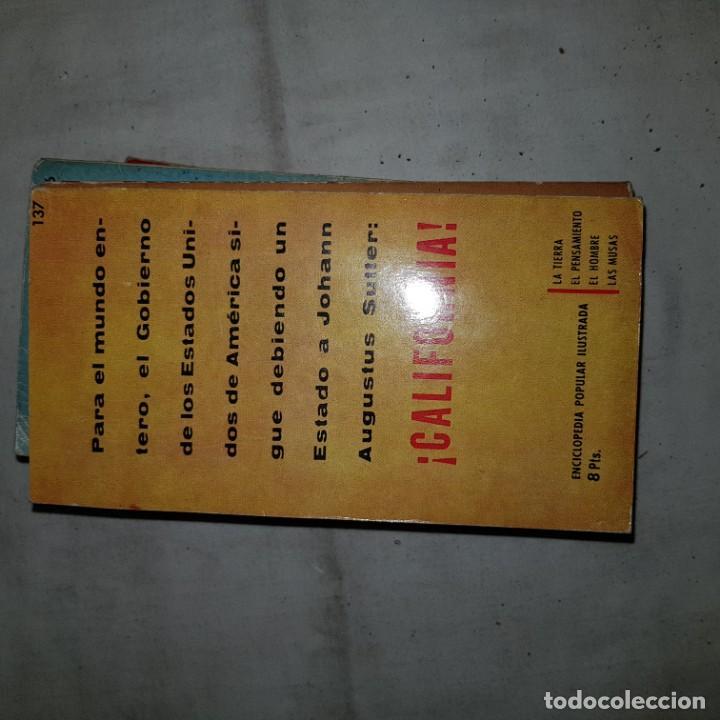Libros de segunda mano: LOTE 9 NUMEROS ENCICLOPEDIA POPULAR ILUSTRADA - Foto 8 - 152557626